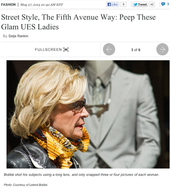 Women of 5th Avenue - Refinery29